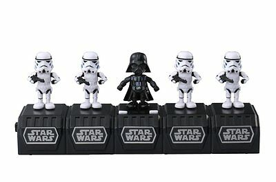 STAR WARS SPACE OPERA Darth Vader and Storm Trooper Free shipping New