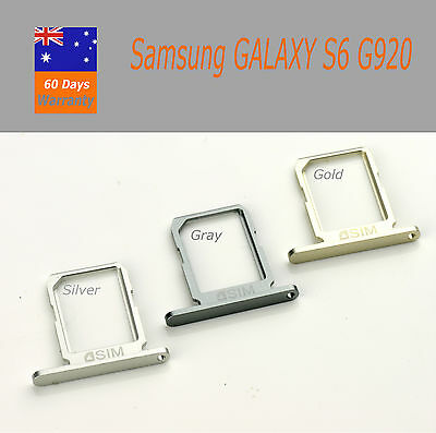 Samsung Galaxy S6  G920 SIM Card Tray Holder