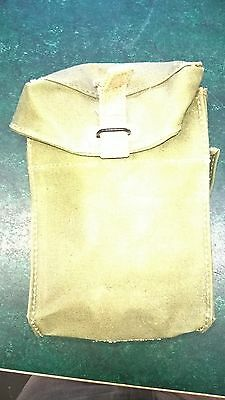 WW2 dated British Gas Mask bag.