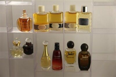 Christian Dior miniature perfume collection 11 pieces poison jules diorissime ..