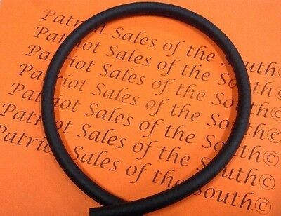 "Tecumseh Snowblower Lawnmower Fuel Line Part # 430173 1/4"" X .440"""