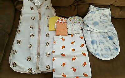 Lot of infant unisex accessories