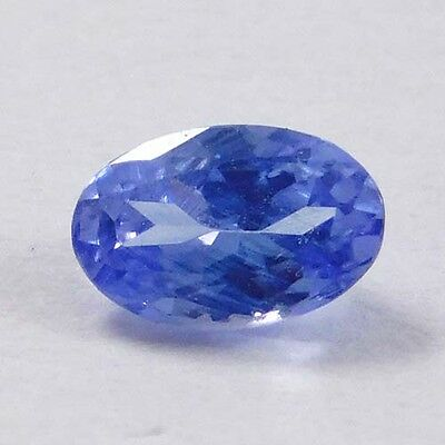 0.45 Ct Awesome Blue Shinning Natural Tanzanite Oval Cut Loose Gemstones