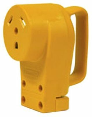 Camco 55343 RV 30-Amp Female Replacement Receptacle 30 AMP