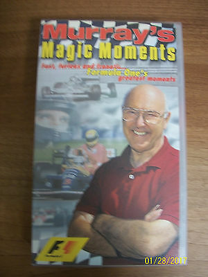 Murray's Magic Moments - Vhs Video