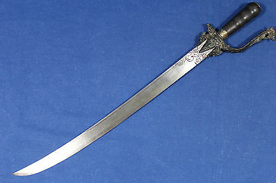 Sinhalese kastane sword from Ceylan (Sri-lanka) - 20th