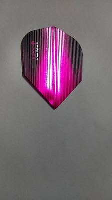 Harrows New Extra Strong Sonic Standard Shape Flights...pink