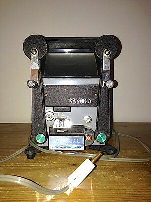 Visionneuse Super 8 Vintage Yashica Ltd -Co Japan 8Pe-Dual