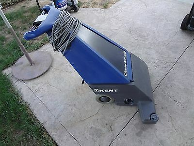 "Kent Champion 28 Commercial Cleaner Sweeper Vacuum 28"" Wide Area KC-280 110v"