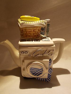 Cardew Washing Machine Teapot - Small (Great condition) Unboxed