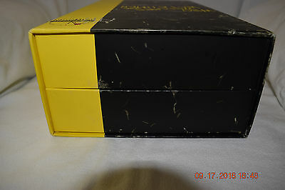 Heroclix Watchmen collectors boxed set action figures and cards