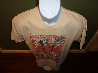 Wolfgang's Vault Jefferson Airplane Concert T Shirt Adult Large