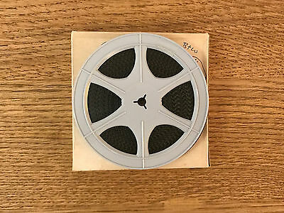 8mm 1950s US Burlesque Films – Sheena of the Jungle? – 200ft B&W
