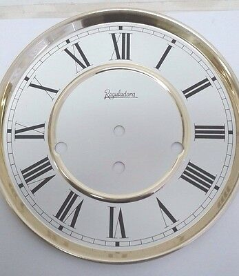 "Hermle clock dial 200 mm (8"") for 351-1051"