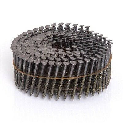 Bostitch Box of 6000 Screw Shank Coil Nails (24 Coils) 50mmx2.87mm  CLEARANCE!