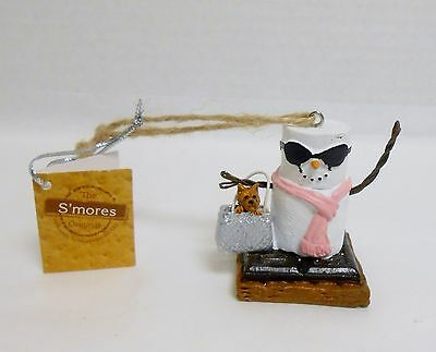 Midwest  Creek S'mores Diva S'more 2014 Christmas Ornament