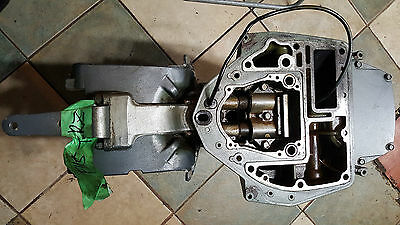 2001 Yamaha 115hp midsection for long shaft, 2000-2003, F115TLRZ