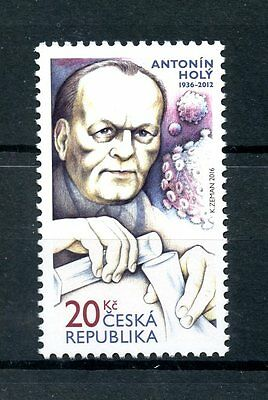 Czech Republic 2016 MNH Antonin Holy 1v Set Scientist Chemistry Science Stamps