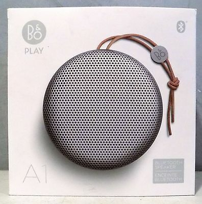 Bang & Olufsen Beoplay A1 Portable Wireless Bluetooth Speaker -- NEW