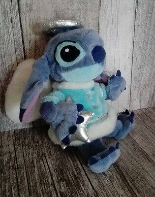 Peluche Doudou stitch Angel ange exclusivité Walt Disney Disney store London