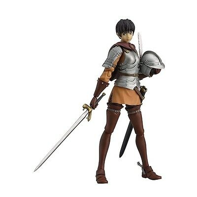 New Good Smile Company figma Berserk the Movie Casca Action figure F/S