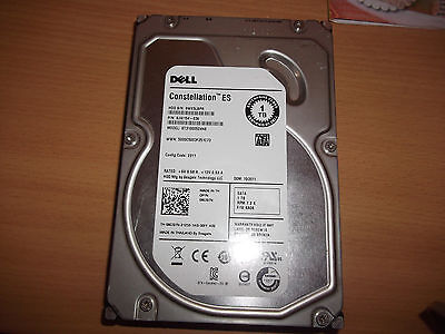 "1TB Hard Drive - HDD - 3.5"" - Server Caddy x3 - Computer - Hot Swap - Dell"