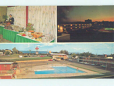 Unused Pre-1980 VENICE MOTEL & RESTAURANT Hagerstown Maryland MD M4008
