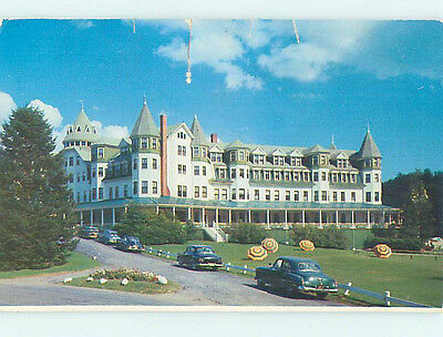 Tape Repair Chrome GRAY'S INN AT WHITE MOUNTAINS Jackson New Hampshire NH L1948