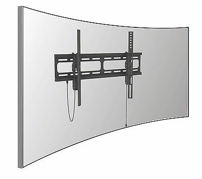 Corner Wall Mount Bracket For Curved &Flat TV 37 40 42 46 50 52 55 60 70 LED LCD