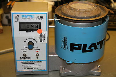 Desoldering Entlöten Plato SP-500T Solder Pot With LCD Display