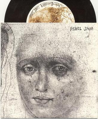 """PEARL JAM Happy When I'm Crying REM Live For Today FAN CLUB CHRISTMAS 7"""" 45 GIRI"""