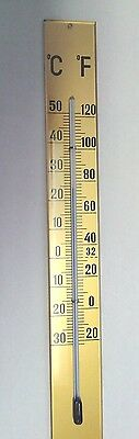 Westminster thermometer 250 mm lengh