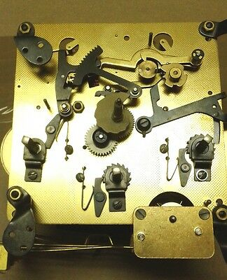 Hermle wall clock movement 1051-020 38 cm