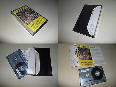 Iron Maiden - Somewhere In Time - Promo ??? Cassette Tape - Italy ???