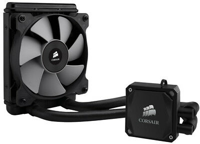 Corsair Hydro Series H60 Second Edition 120mm INTEL AMD CPU Liquid Water Cooler