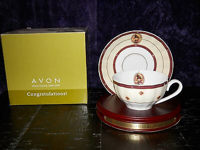 2006/2007 Ms Albee collectable cup and saucer set