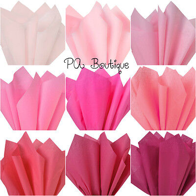 """*9 COLORS!!* Tissue Paper for Gift Wrapping 15""""x20"""" Solid Sheets YOUR CHOICE!"""