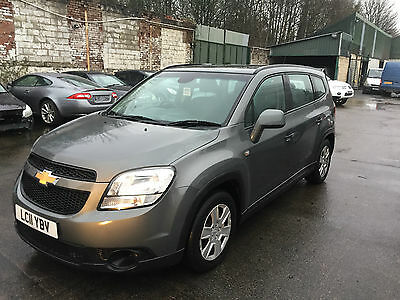 2011 Chevrolet Orlando 1.8 Lt Mpv 7 Seater  Only 49K Miles