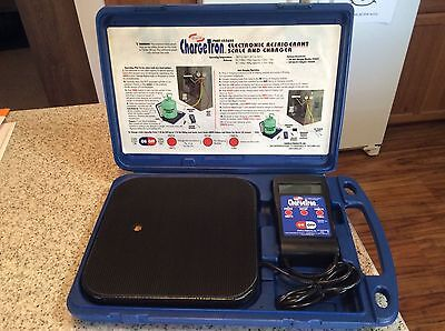 Chargetron® Refrigerant Scale Part Number 53650 Refrigerant Charging / Recovery