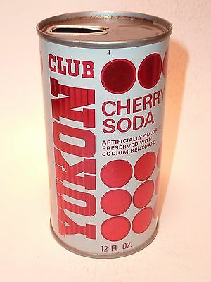 12oz Yukon Club Cherry Soda Juice Tab