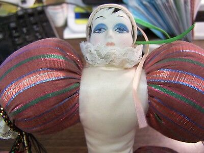 Porclean Jester Doll - 14 Inches - Excellent