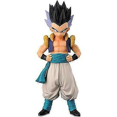 "Banpresto Dragon Ball Z 7.4"" The Gotenks Master Stars Piece Figure New"