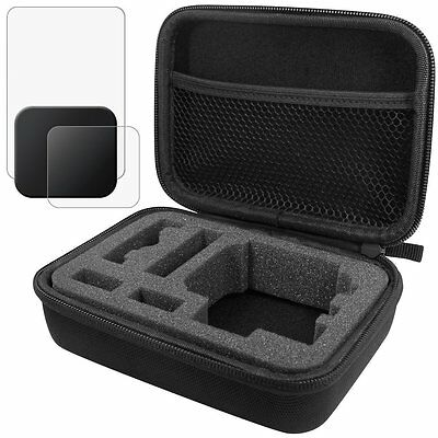 Protective Case for GoPro Hero 5 with Lens & Screen Protectors Protectors and 1