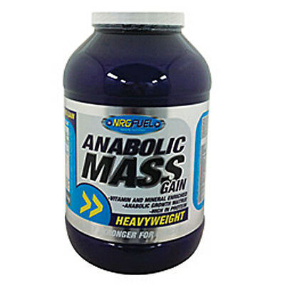 NRG Fuel Anabolic Mass Gain 4.5kg