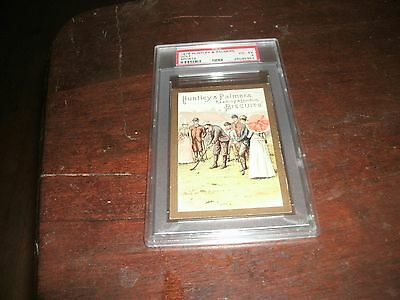 1878 Huntley and Palmers Golf PSA VG-EX 4