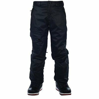 14F61002/BLK, Neff Snowboard Pants – Daily 2 Black , Baby-Boys, 2014, Polyester