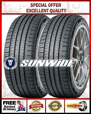 New 2*235/40Zr18 Opals / Genco 2 New Tyres Amazing Ratings, Low Price On Ebay