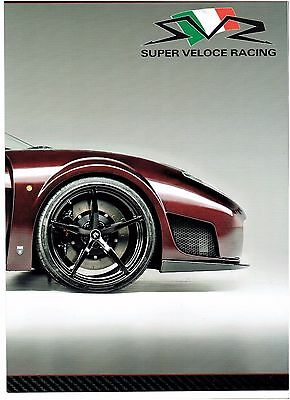 Noble M600 Sales Brochure - 5 pages