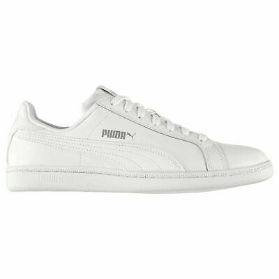 781b2b83ae2 PUMA SMASH LEATHER Trainers Mens Gents - EUR 38