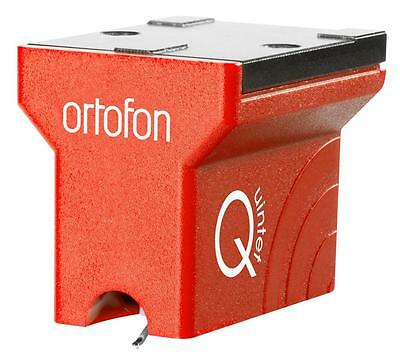 Ortofon Quintet Red Testina Mc Bassa Uscita Hi End Ex Demo